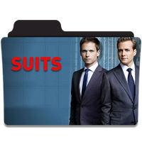 Suits Folder Icon by efest