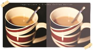Creamy Coffee Photoshop Action by regularjane
