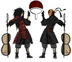 Madara and Madara? by Killerspre