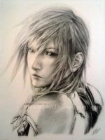 Lightning Farron - The Guardian of light. by DrawingArt23