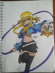 #20 Lucy Heartfilia by MeowImAvery