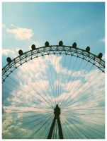 the eye of london by jenny-fur-tography