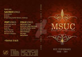MSUC DVD Cover by farlydapamanis