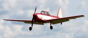 DH CANADA DHC-1 chipmunk by Sceptre63