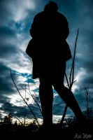 Silhouette by Tina-Roar
