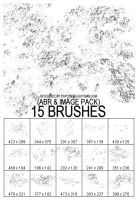 FAUXISM.org - Brushset 022 by fauxism-org