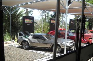El DeLorean by Worldboy1