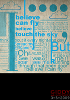 I Believe I CAN FLY by dr-giddy