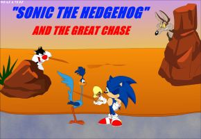 Sonic and the Chase - Cover by Pennyadodumuss