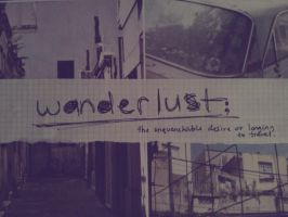 wanderlust. by ohsparrowsong