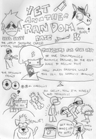 Random Page Two 'Doodles' by SuperFrea