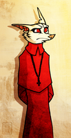 His Eminence by CanisAlbus