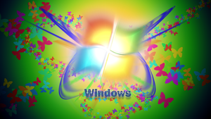 Windows 2007 7 by Leoerik