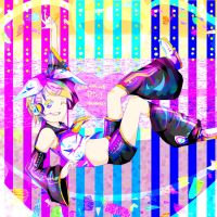 Kagamine Rin by Vocaloid23