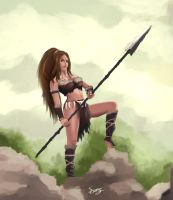 Nidalee Approach by se-bas