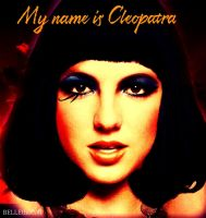 Cleopatra by Britney Spears by BELLEtheDoll