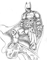 The Dark Knight Rises by FireClerk12