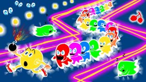 Pac-Man Championship Edition DX+ by AshumBesher