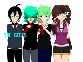 The Geeks by NuclearJoji
