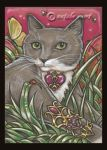 Bejeweled Cat 23 by natamon