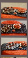 Halloween Desserts :D by pipoca6694