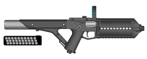 EPX-5 SMG by ThantosEdge