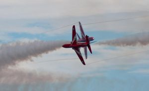 Red arrows - pass by by panRobus