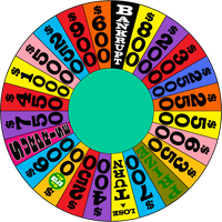 Monster High Wheel of Fortune Round 2 With Addons by germanname
