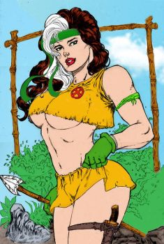 Savage Rogue by PrinceofUkraine