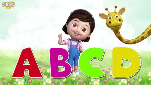 ABCD Song for Kids Nursery rhymes by avcgi360