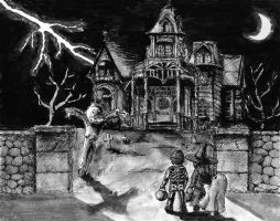 All Hallows' Eve by PMX17