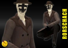 Rorschach by aymo87