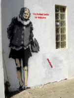 Bansky by neridienkiet
