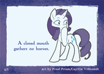 Sample Rarity Fortune by Pixel-Prism