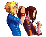 NYX - Kiden and Laura by thanoodles
