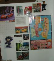Another Wall of My Room by 426maxwedgie