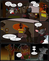 Keeping Up with Thursday: Issue 11, page 9 by AaronsArtStuff