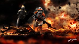 Battlefront by ZahirBatin