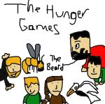 The Hunger Games by Barytyrannus