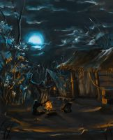 Blue Moon by Chris0919