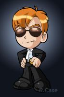 Horatio Caine Powered Up by rongs1234