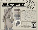 SoA: SCPU Uniform Reference by ClockHat-Productions