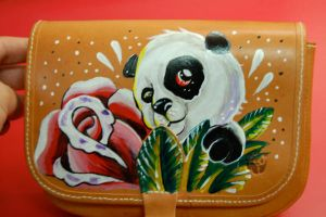 panda purse by sethdavidson