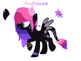 Andromea Ref by Amazing-Max
