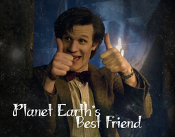 Planet Earth's Best Pal by iJessykins