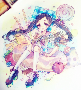 sweets haven by Yoai