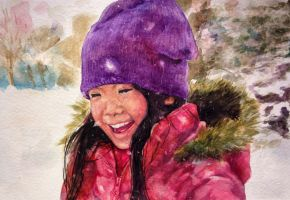 The Joy of Winter by Ndzhang