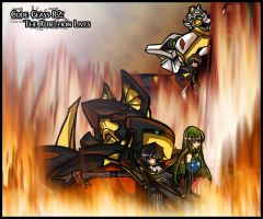 Code Geass R2: The Flames Live by Kiarou