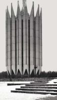 Soviet Modernism 1955-1991:  cathedral of science by Peterhoff3