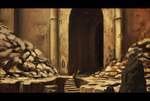 Speedpainting 31: Enter! by woutart
